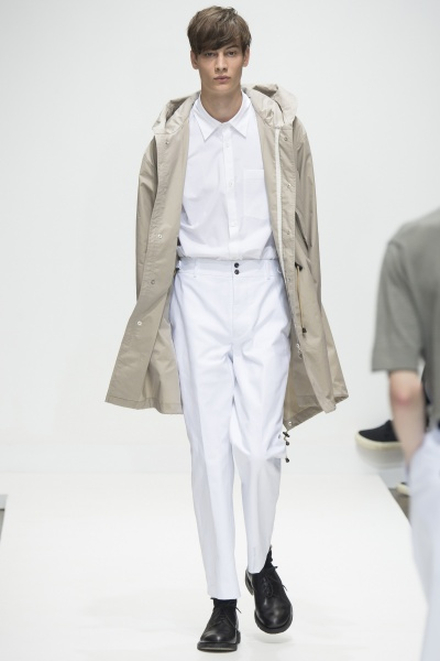 Margaret Howell2016春夏男装周