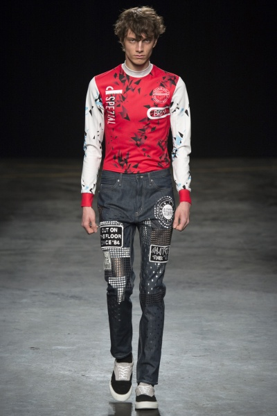 Topman Design2016春夏男装周