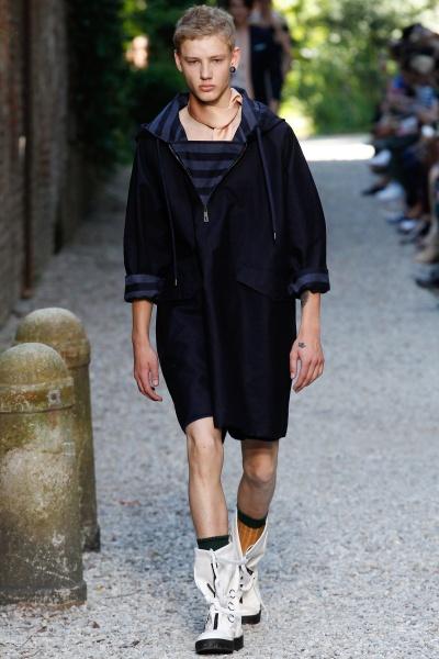 Andrea Pompilio2016春夏男装周