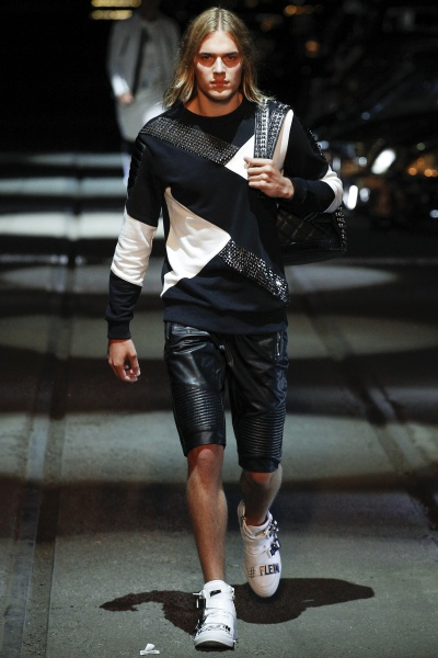 Philipp Plein2016春夏男装周