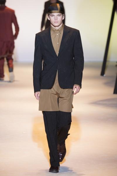 Versace2016春夏男装周