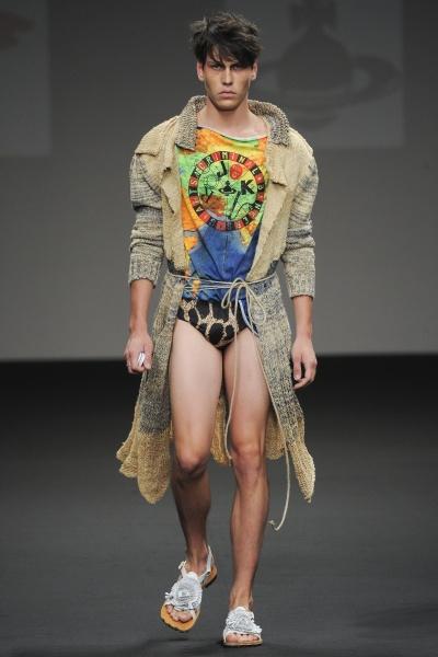 Vivienne Westwood2016米兰春夏男装周
