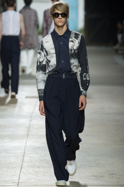 Dries Van Noten2016春夏男装周