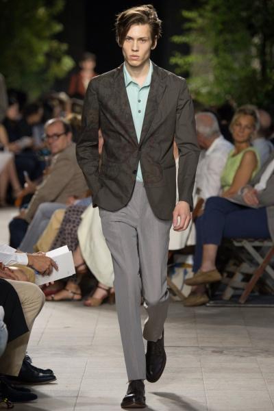 Hermès2016春夏男装周