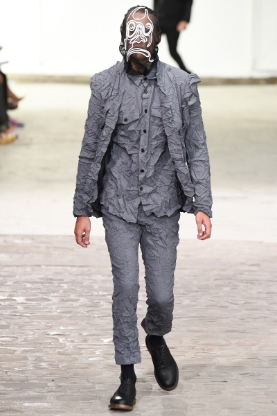 Julien David2016春夏男装周