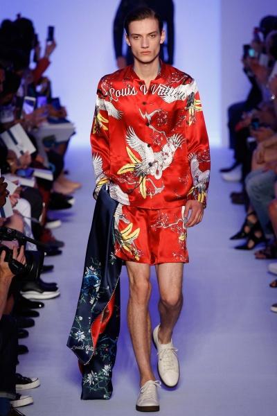 Louis Vuitton2016春夏男装周