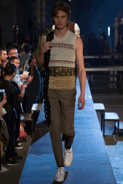 Raf Simons2016春夏男装周