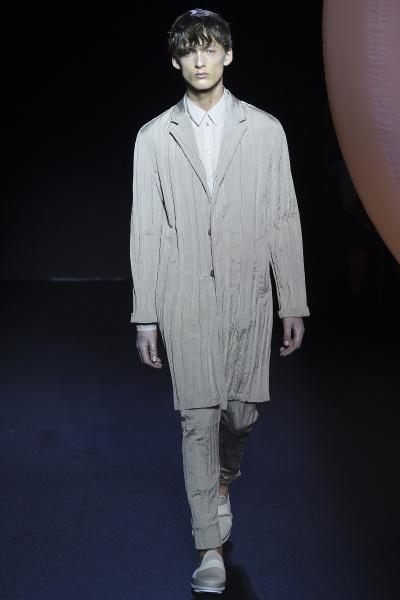 Wooyoungmi2016春夏男装周