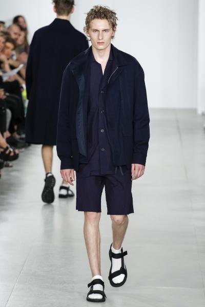 Lou Dalton2017春夏男装周