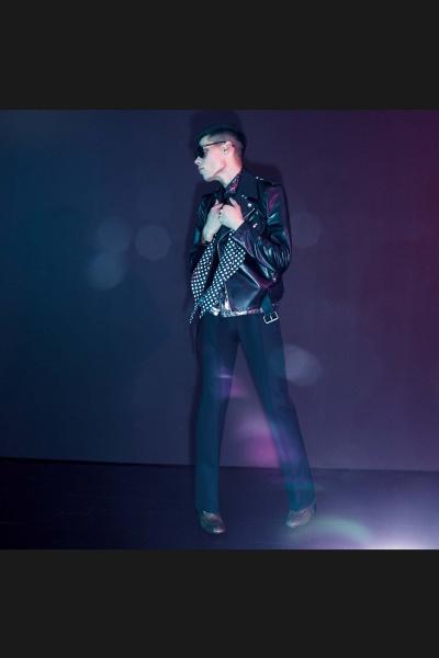 Marc Jacobs2017春夏男装周