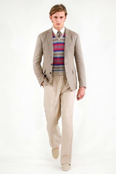 Ralph Lauren2017春夏男装周