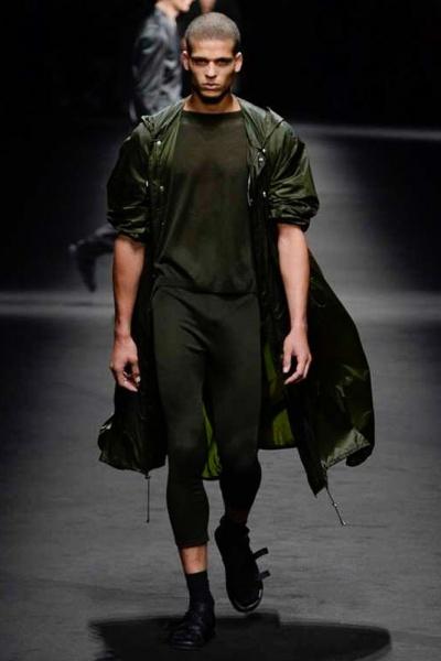 Versace2017米兰春夏男装周