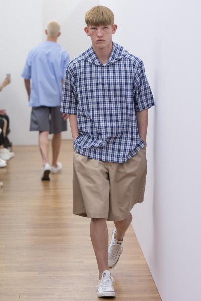 comme des garcons shirt2017春夏男装周