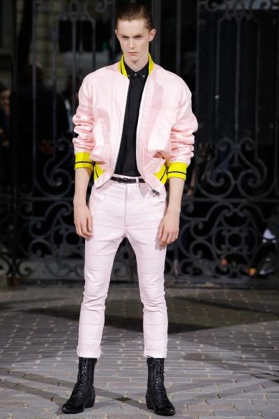 Haider Ackermann2017巴黎春夏男装周