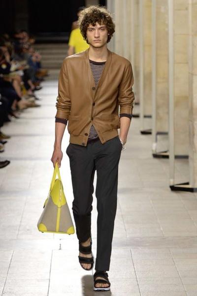 Hermès2017巴黎春夏男装周
