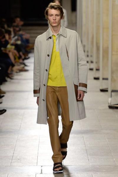 Hermès2017春夏男装周