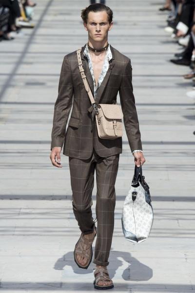 Louis Vuitton2017春夏男装周