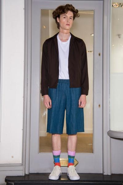 Lou Dalton2018春夏男装周