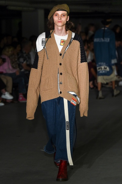 Mihara Yasuhiro2018伦敦春夏男装周
