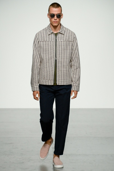 Oliver Spencer2018春夏男装周