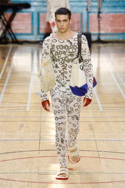 Vivienne Westwood2018伦敦春夏男装周