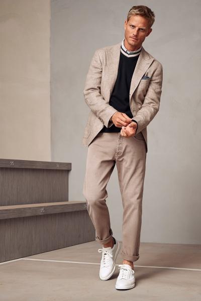 Brunello Cucinelli2018米兰春夏男装周
