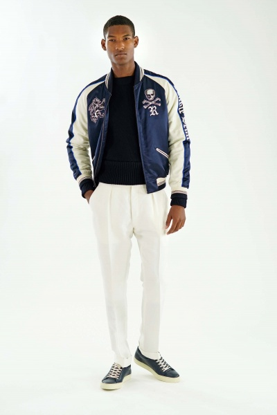 Ralph Lauren2018米兰春夏男装周