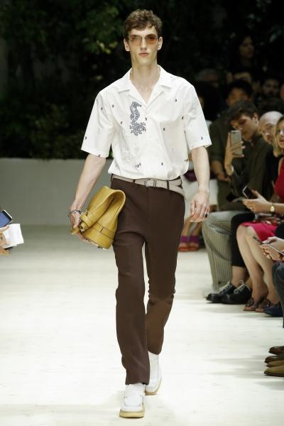 Salvatore Ferragamo2018春夏男装周