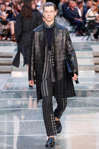 Versace2018春夏男装周
