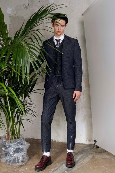 Antonio Marras2018纽约春夏男装周