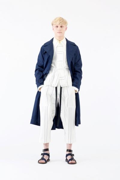 2018年春夏男装时装发布 - 纽约<br>cedric-charlier