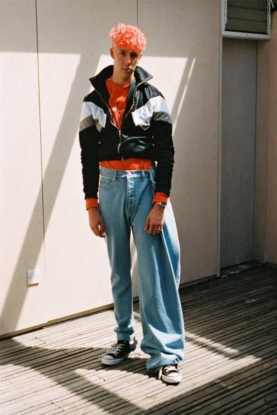Christopher Shannon2018纽约春夏男装周