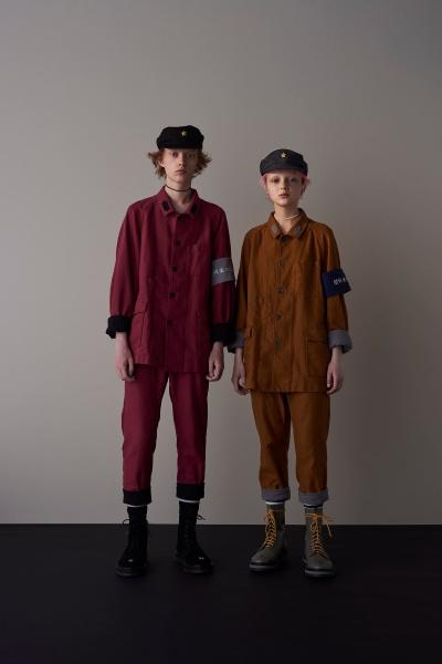 Undercover2018春夏男装周