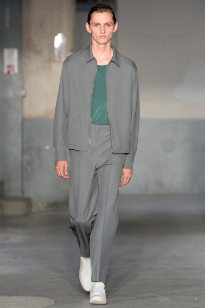 Lemaire2018春夏男装周