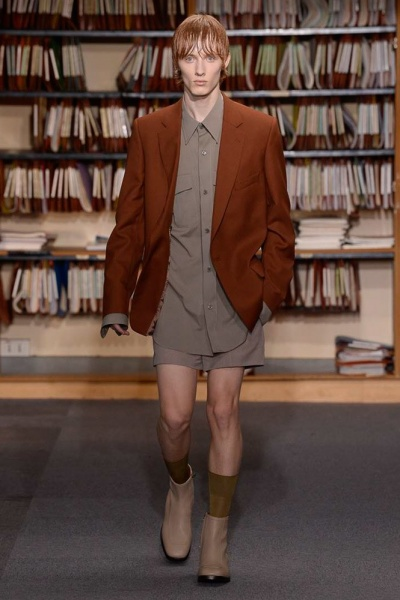 Dries Van Noten2018春夏男装周
