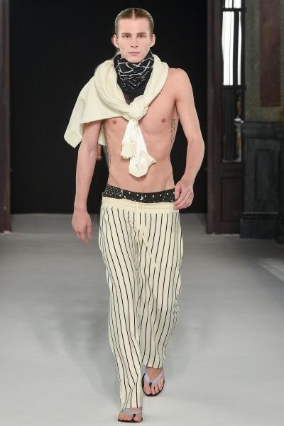 Haider Ackermann2018春夏男装周