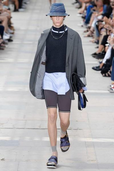 Louis Vuitton2018春夏男装周