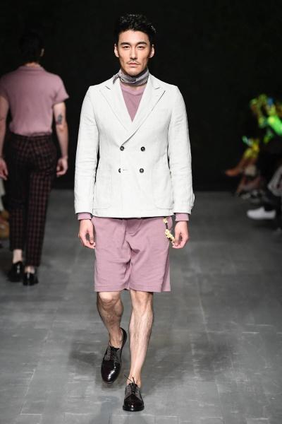 Oliver Spencer2019春夏男装周