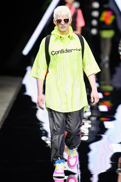Marcelo Burlon County of Milan2019春夏男装周