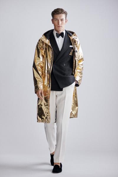 Ralph Lauren2019春夏男装周