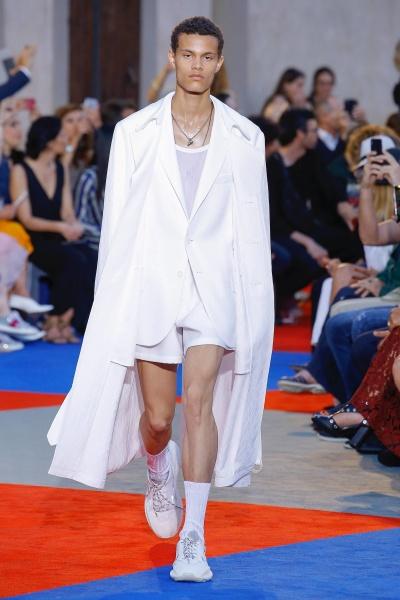 Roberto Cavalli2019米兰春夏男装周
