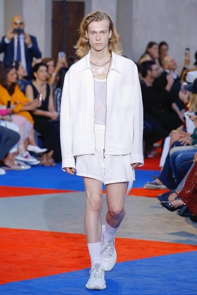 Roberto Cavalli2019春夏男装周