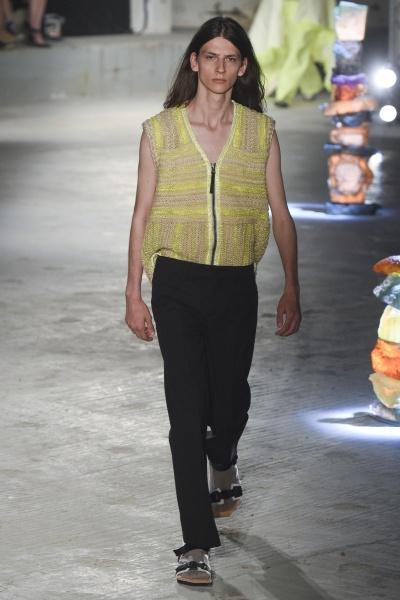 2019年春夏男装时装发布 - 巴黎<br>Acne Studios