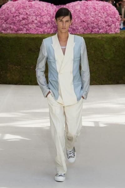 Dior Homme2019巴黎春夏男装周