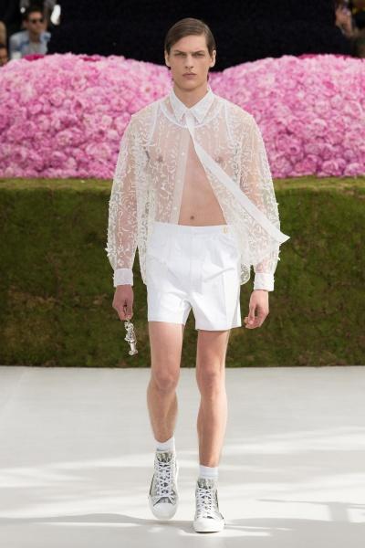 Dior Homme2019春夏男装周