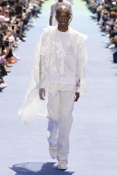 Louis Vuitton2019春夏男装周