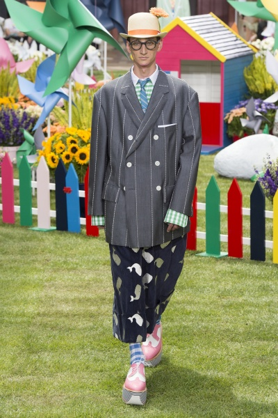Thom Browne2019春夏男装周