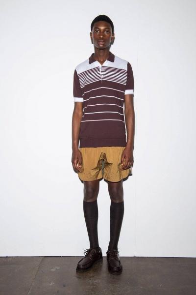 2020年春夏男装时装发布 - 伦敦<br>Lou Dalton