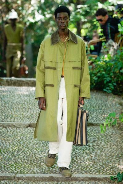 2020年春夏男裝時裝發布 - 米蘭<br>Fendi
