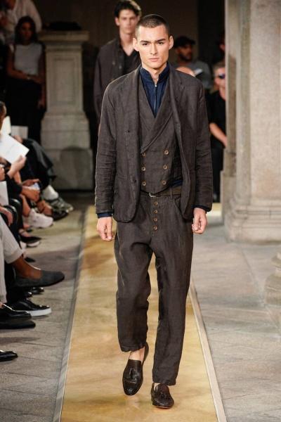 2020年春夏男裝時裝發布 - 米蘭<br>Giorgio Armani